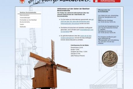 Beelitzer Bockwindmühle