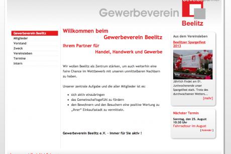 Gewerbeverein Beelitz