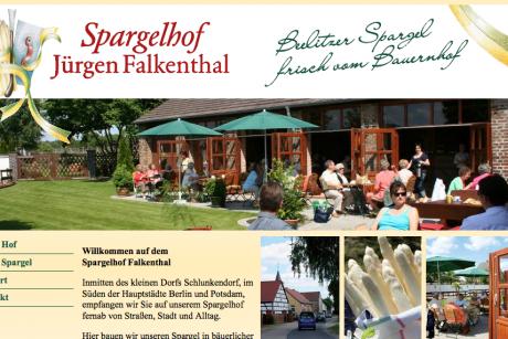 Spargelhof Falkenthal