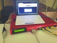 gebrauchte Hardware WatchGuard Firebox mit pfSense Firewall für den professionellen Einsatz
